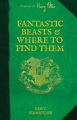 Fantastic Beasts & Where to Find Them [Harry Potter]