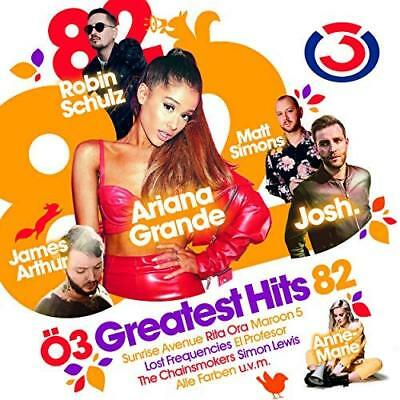 Various-?3 Greatest Hits Vol.82 (Uk Import) Cd New