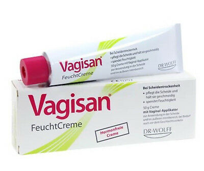 VAGISAN for VAGINAL DRYNESS Moisturizing cream DR-WOLFF