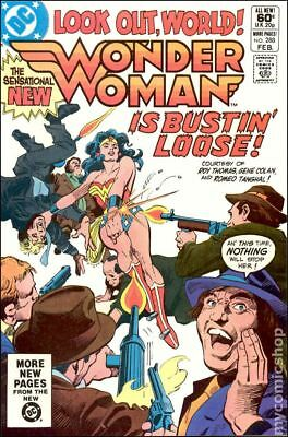 Wonder Woman (1st Series DC) #288 1982 FN Stock Image