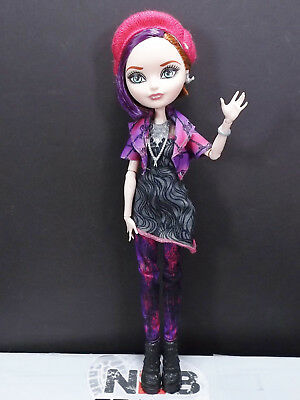 RARE Monster High Doll Ever After High Through the Woods Poppy O Hair