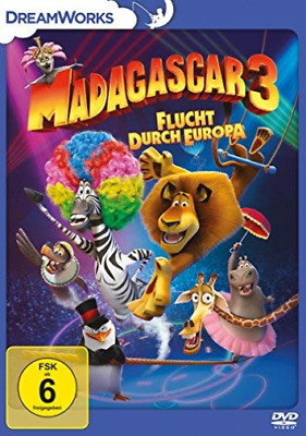 Buon Natale Madagascar.Movie Madagascar Collection 1 3 Uk Import Dvd New 16 18 Picclick
