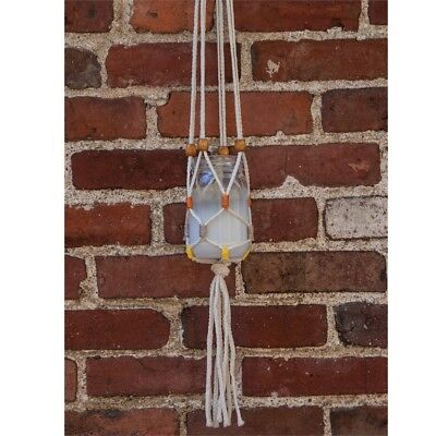 Modern Macrame Hanging Jar Kit-