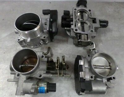 2008 2009 2010 2011 Buick Enclave Throttle Body Assembly 163k OEM