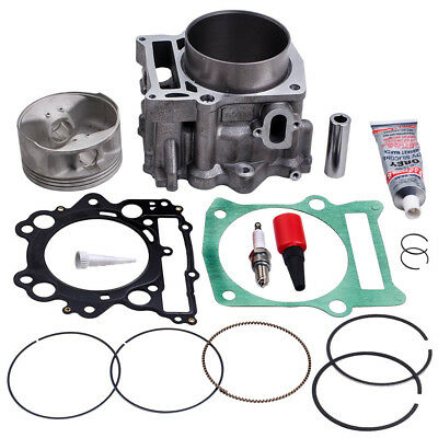 Cylinder Piston Gasket Kit For Yamaha Raptor 660R 102mm Big Bore 2002-2004 686cm