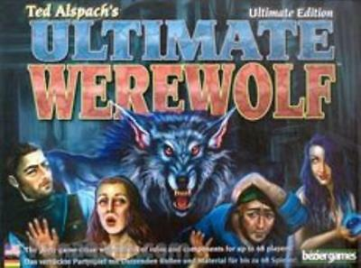 Bezier Cardgame Ultimate Werewolf (Ultimate Edition, 1st Edition) Box NM
