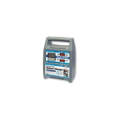 Streetwize - Swbcg12 - 6/12V 12 Amp Battery Charger
