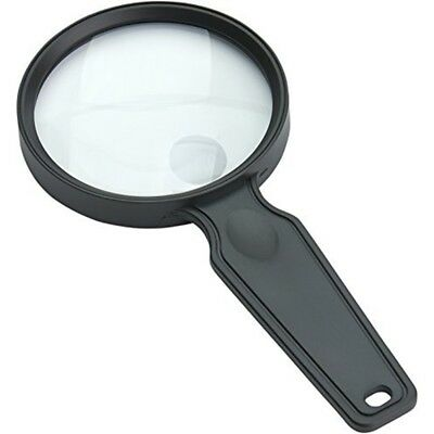 Carson Magniview 2x Lightweight Hand-held Magnifier With 4.5x Spot Lens For -