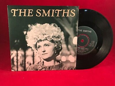 """THE SMITHS I Started Something I Couldn't Finish 1987 UK  7"""" vinyl single EXCELL"""