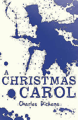 A Christmas Carol (Scholastic Classics) by Dickens, Charles, Paperback Book, New