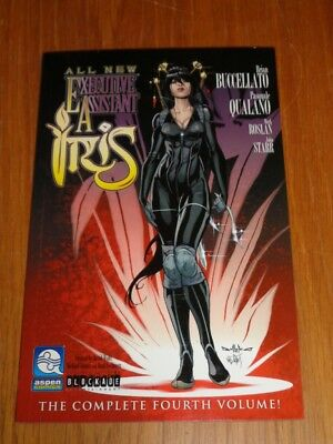Executive Assistant Iris Volume 4 by Brian Buccellato (Paperback)< 9781941511404