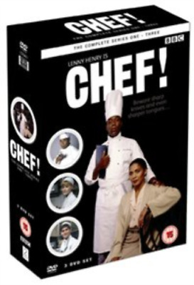 Lenny Henry, Claire Skinner-Chef!: The Complete S (UK IMPORT) DVD [REGION 2] NEW