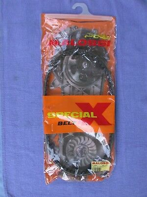 New Malossi Special X Racing Extreme Street K Belt for 50cc Scooters 6116889