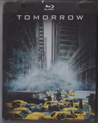 """""""THE DAY AFTER TOMORROW"""" - SciFi Action Disaster - Limited BLU RAY STEELBOOK"""
