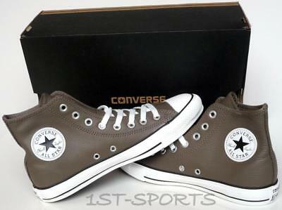 1a1e29f9fc6815 CONVERSE MENS TRAINERS CT HI MOREL MENS BROWN
