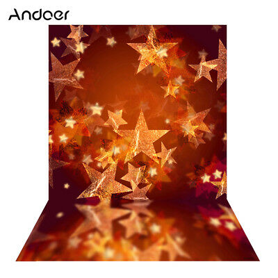 Andoer 1.5 * 2m Photography Background Backdrop Digital Printing Christmas R3H5