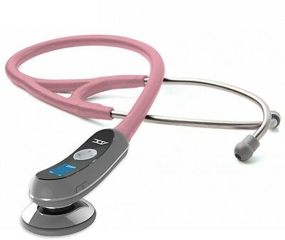 NEW ADC Adscope Model 658 Electronic Digital Stethoscope METALLIC ORCHID HAZE