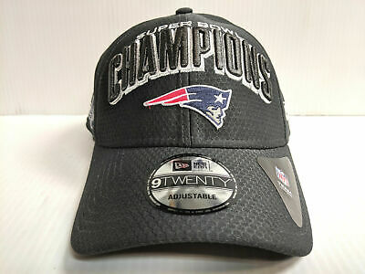 New England Patriots Cap Super Bowl XIII Champions New Era Gray Graphite Hat