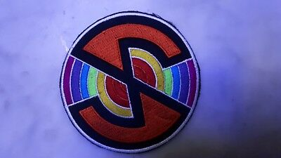 + Aufnäher CAPTAIN SCARLET AND THE MYSTERONS SPECTRUM LOGO Gerry Anderson Cospla