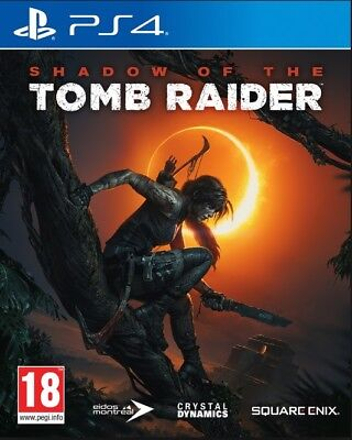 Shadow of the Tomb Raider | PS4 | No CD