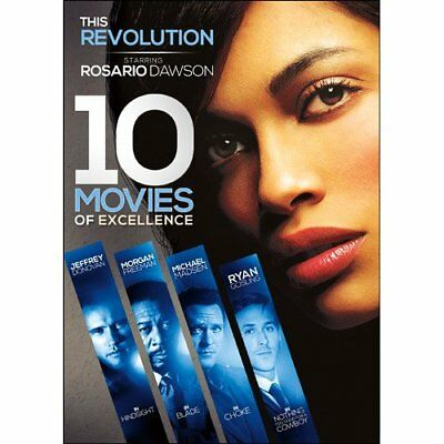 10 Movies of Excellence DVD Ryan Gosling, Morgan Freeman