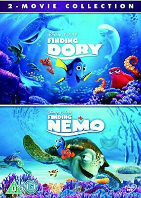 Finding Dory and Finding Nemo Double Pack [DVD], DVD, New, FREE & Fast Delivery