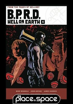Bprd Hell On Earth Vol 04 - Hardcover