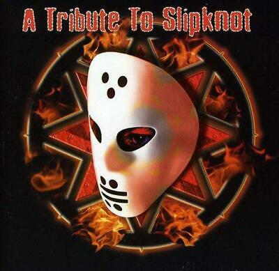 A Tribute To Slipknot, Various Artists, Audio CD, New, FREE & Fast Delivery