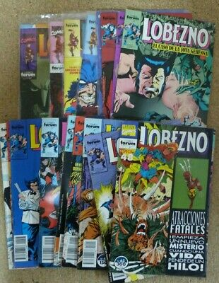 Lobezno Vol.1 Lote de 17 Comics.Forum