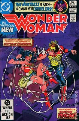 Wonder Woman (1st Series DC) #289 1982 VF 8.0 Stock Image