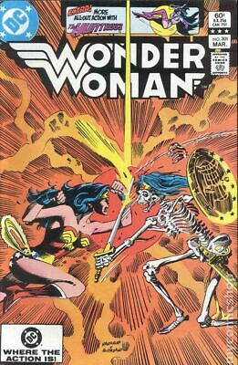 Wonder Woman (1st Series DC) #301 1983 FN Stock Image