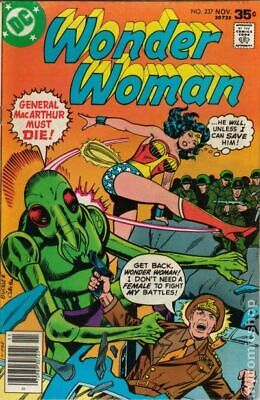Wonder Woman (1st Series DC) #237 1977 VG- 3.5 Stock Image Low Grade
