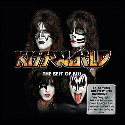 KISSWORLD - The Best Of KISS, Kiss, Audio CD, New, FREE & Fast Delivery