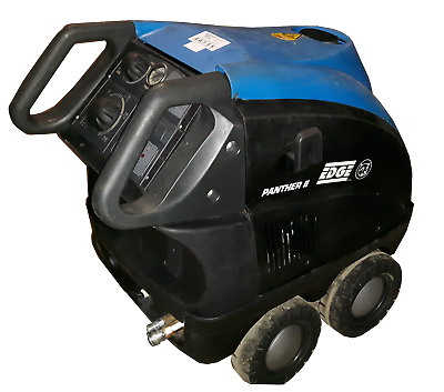 Refurbished Edge Panther ll 12/100 Hot Pressure Washer