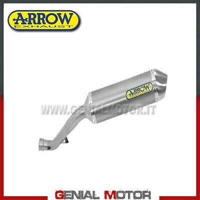 Auspuff Arrow Race Tech Aluminium Honda Vfr 1200 2012 12