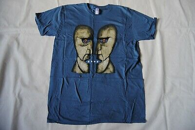 Pink Floyd Division Bell Indigo T Shirt New Official Dark Side Of The Moon