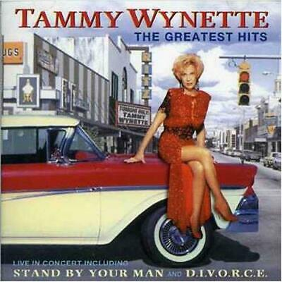 The Greatest Hits, Tammy Wynette CD , Good, FREE & Fast Delivery