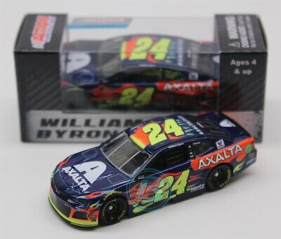 2019 WILLIAM BYRON #24 Axalta 1:64 Action Diecast In Stock Free Shipping