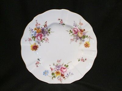 Royal Crown Derby DERBY POSIES - Bread and Butter Plate