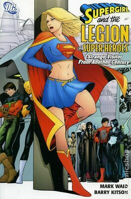 Supergirl and the Legion of Super-Heroes TPB (DC) #3-1ST 2006 NM Stock Image