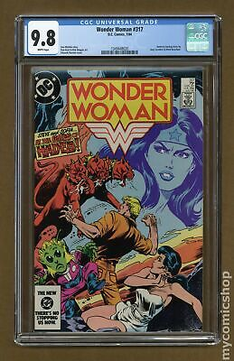Wonder Woman (1st Series DC) #317 1984 CGC 9.8 1349448020