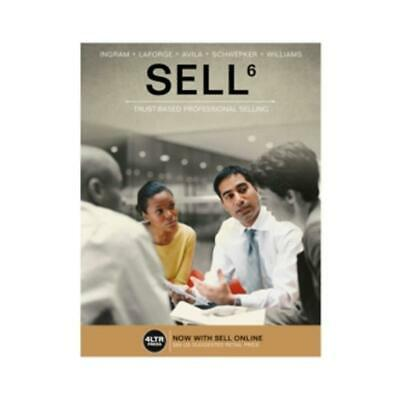 SELL (with MindTap Marketing, 1 term (6 months) Printed Access Card) 6th Edition