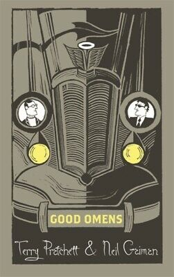 Good Omens (Hardcover), Gaiman, Neil, Pratchett, Terry, 978147320...