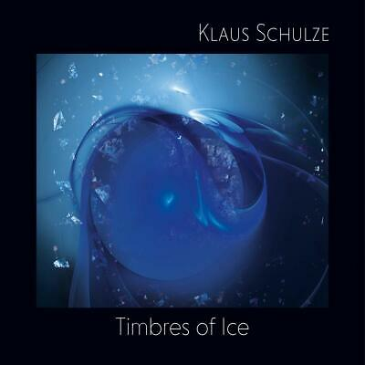 KLAUS SCHULZE Timbres of Ice CD Digipack 2019