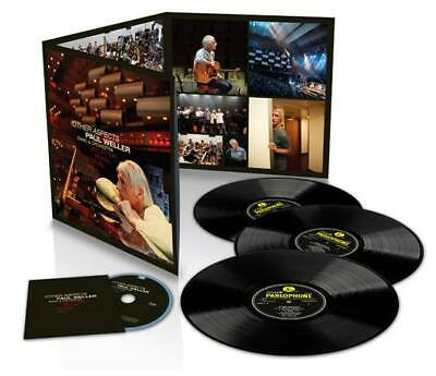 Paul Weller Other Aspects Live At The Royal Festival Hall 3-Lp Vinyl & Dvd Set