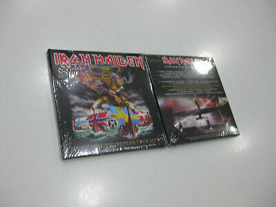 Iron Maiden  2 Cd Live In Sweden Rock Festival 07/06/2018  Sealed