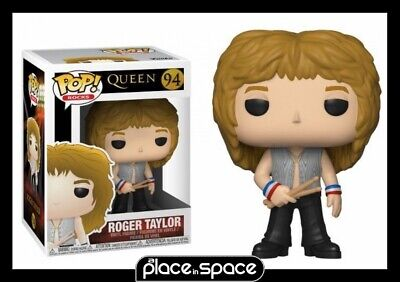 Pop! Rocks:queen - Roger Taylor Funko Pop! Vinyl Figure #94