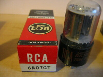 6Aq7Gt Vacuum Tube Nos Tested (B1)