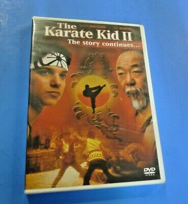 NEW The Karate Kid 2 DVd Widescreen Remastered In High Definition