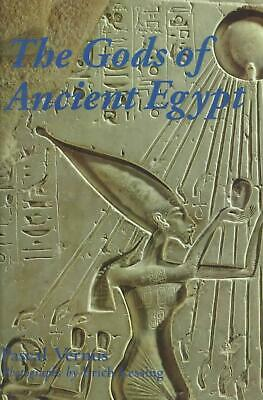The Gods of Ancient Egypt by Pascal Vernus (English) Hardcover Book Free Shippin
